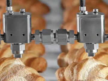 Automatic Spray Nozzles for Precision Food Processing and Industrial Applications