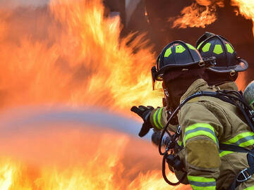 Choosing the correct nozzle for fire fighting systems